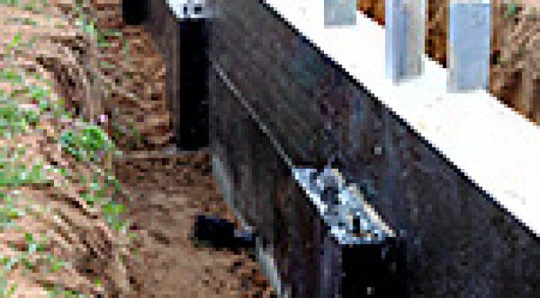 Waterproofing Retaining Walls